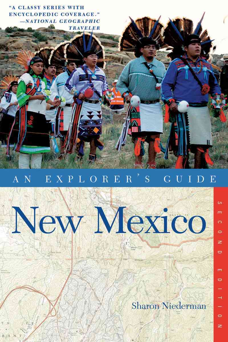 Explorer's Guide New Mexico By Niederman, Sharon